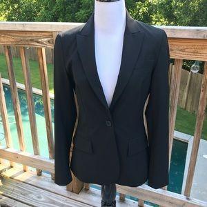 THEORY Black Wool Blazer